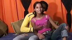 Curios Indian girl makes love at home - Porn300.com