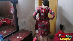Indian Wife Sonia In Shalwar Suir Strips Naked Hardcore - Desi Sex